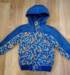 Куртка для мальчика весна - осень