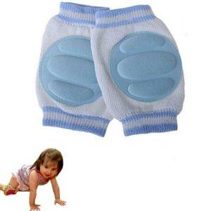 Мягкие наколенники для малышей