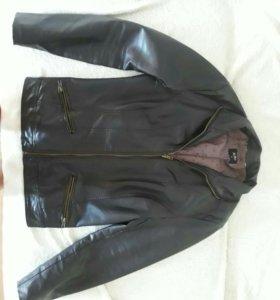 Куртка кож/зам