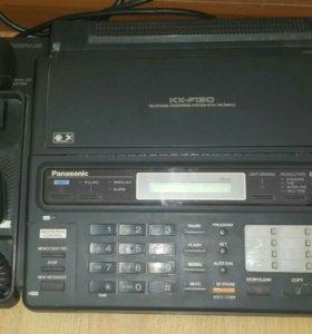 Телефон-факс-автоответчик факсимильный аппарат P
