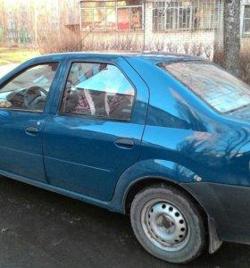 Автомобиль Рено Логон