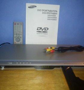 Плеер Samsung DVD-P356KD