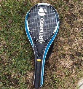 Ракетка и чехол для большого тенниса