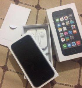 Айфон 5s space grey 32gb