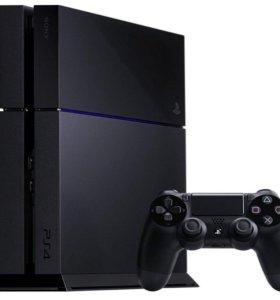 PS4 с играми