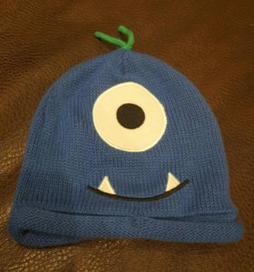 Новая шапка mothercare