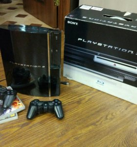 Sony Playstation 3 60gb cechc08