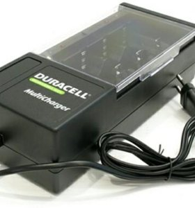Зарядное устройство Duracell cef 11e