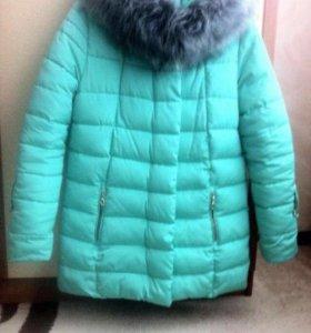 Женская куртка (зимняя)