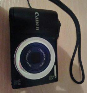 фотоаппарат Canon A810 hd