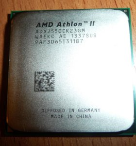 Процессор АМ3