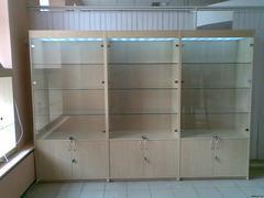 Шкаф- витрина
