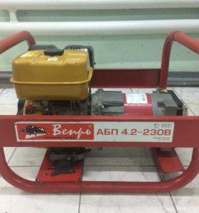 Бензиновый генератор Вепрь АБП 4.2-230 ВХ