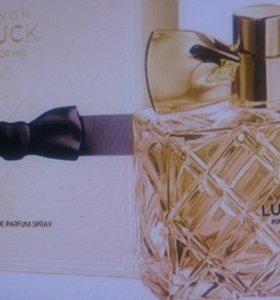 Вода LUCK от Avon