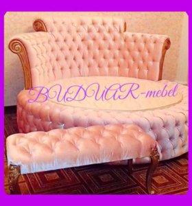 Королевская эксклюзивная круглая кровать