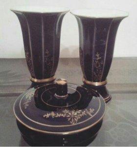 Немецкие вазы