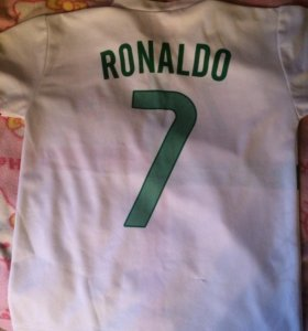 Футболка Ronaldo