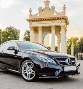 Mercedes e200 AMG-купе, 18.000км, 1 владелец