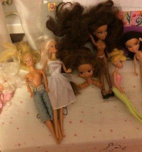 Куклы по 100₽ одна