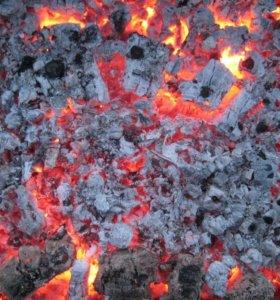 Перекидаю уголь