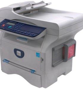 Лазерное МФУ Xerox Phaser 3100 MFP/S