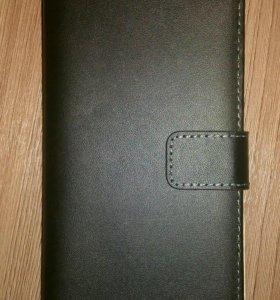 Кожаный чехол к Asus ZenFone 2