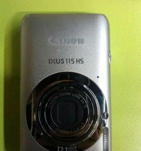 Canon lXUS 115 HS