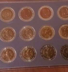 Монеты, красная книга