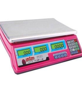 Весы торговые Romitech с/без стойки до 40 кг