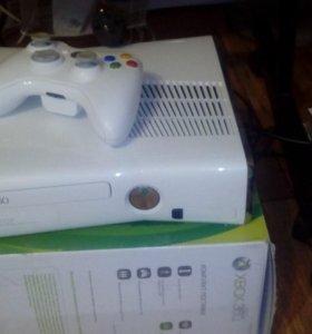 Xbox 360(320gb+Kinect+5игр)