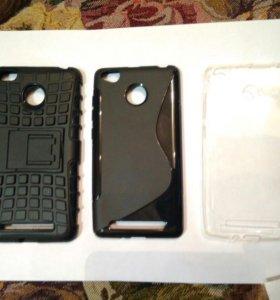 Чехлы для Xiaomi Redmi 3S