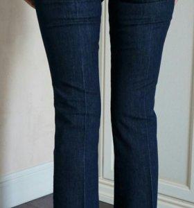 Джинсовые брюки женские расклешенные Monsoon,42-44