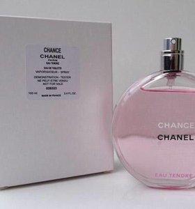 Chanel chance eau tendre оригинал женский парфюм