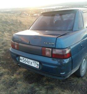 ВАЗ 2110 1996 год. Карбюратор
