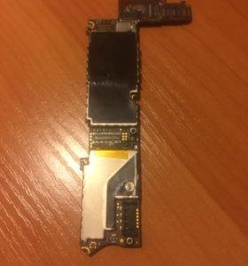 Плата iPhone 4