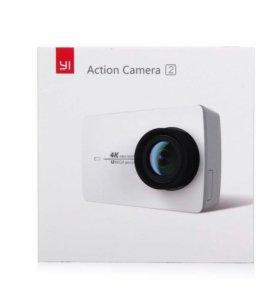 Action-камера Xiaomi YI 4K