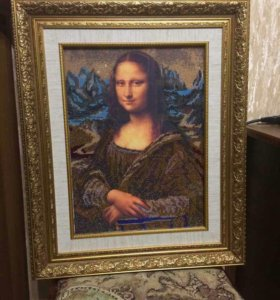 Картина Джоконда (Леонардо да Винчи)