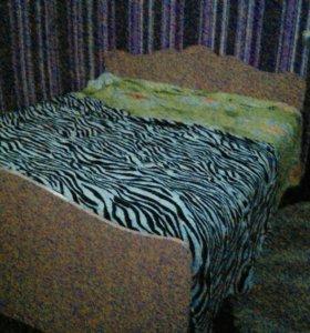 Кровать двушка
