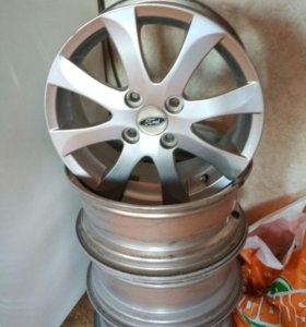 Литые диски Ford R15