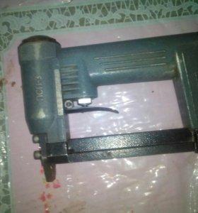 Пистолет степлер
