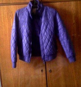 Куртка детская, на 10-12 лет