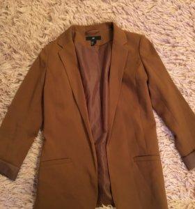 Пиджак,кожаная куртка