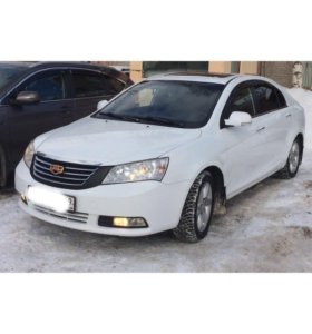 Geely Emgrand EC 1.8