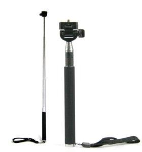 ✔Монопод для GoPro и других экшн камер