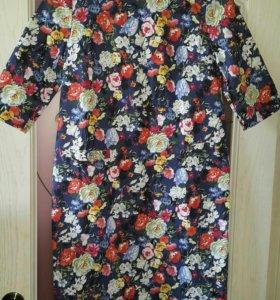 Платье новое на весну 48-50