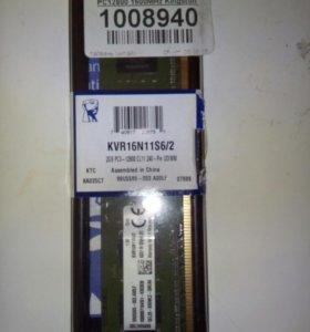 Оперативная память Kingston 2GB