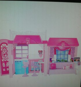 Дом для Барби