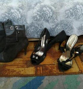 Обувь 37—38