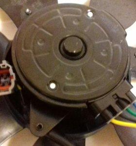 Мотор вентилятора Ниссан Nissan