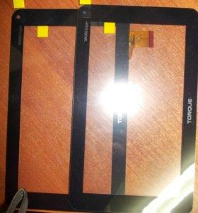 Замена сенсорного стекла у планшетов